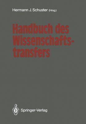 Handbuch Des Wissenschaftstransfers