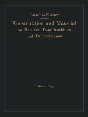 Konstruktion Und Material Im Bau Von Dampfturbinen Und Turbodynamos