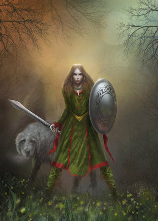 Psychology Wallpaper Quotes The Celtic Warrior Princess By O R Melling