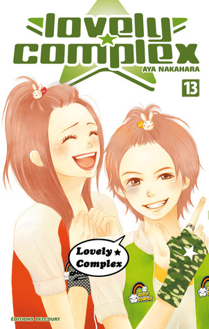 Lovely Complex Vol. 13