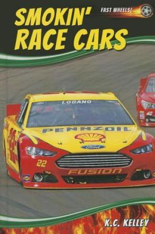 Smokin' Race Cars Book Pdf ePub