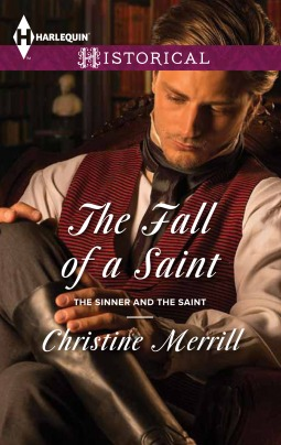 The Fall of a Saint (The Sinner and the Saint #2)