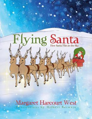 Flying Santa: How Santa Flies in the Sky