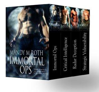 Immortal Ops Box Set (Immortal Ops, #1-4)