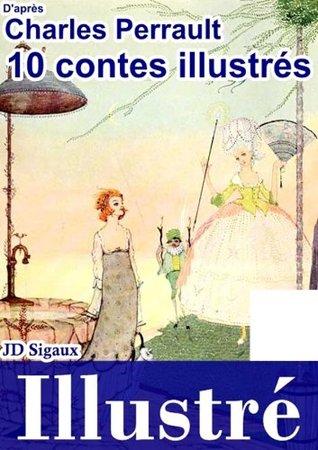 10 contes de Perrault illustrés
