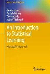 An Introduction to Statistical Learning: With Applications in R Book Pdf