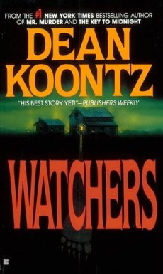 Image result for dean koontz watchers