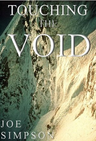 """touching the void book""的图片搜索结果"
