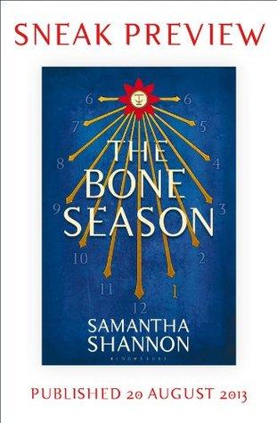 The Bone Season: Sneak Preview