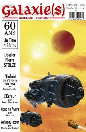 Galaxies (Nouvelle série, #25)