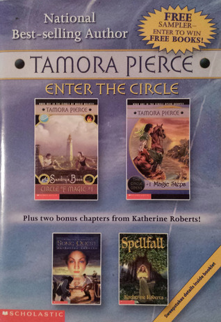 Tamora Pierce: Enter the Circle Sampler
