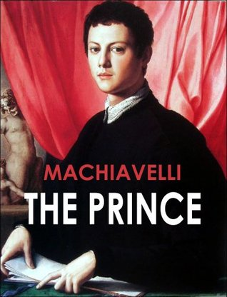 THE PRINCE (illustrated strategy book by Machiavelli)