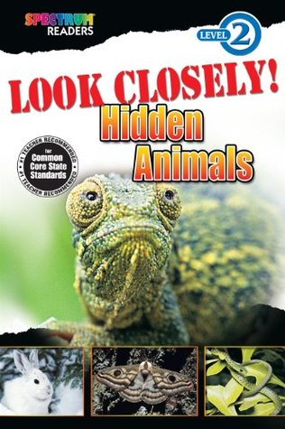 Look Closely! Hidden Animals