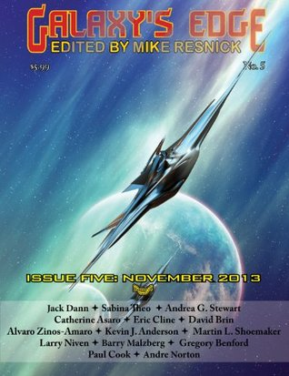 Galaxy's Edge Magazine Issue 5, November 2013