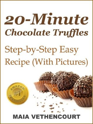 20-Minute Chocolate Truffles: Step by Step Easy Recipe