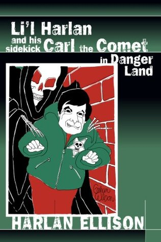 Li'l Harlan and his sidekick Carl the Comet in Danger Land
