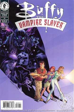 Buffy the Vampire Slayer #22 (Buffy Comics, #22)