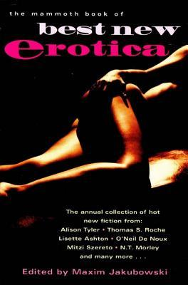 The Mammoth Book of Best New Erotica: Volume 5