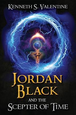 Jordan Black and the Scepter of Time (The Chronicles of Antares, #1)