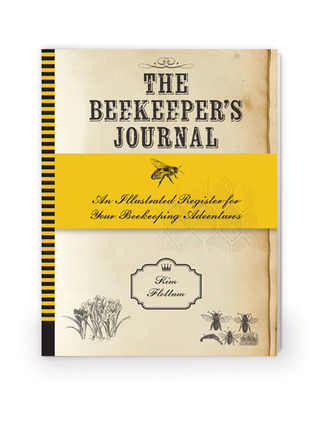 The Beekeeper's Journal An Illustrated Register For Your Beekeeping