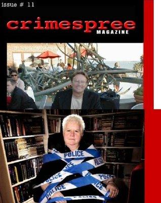 Crimespree Magazine #11 and 12