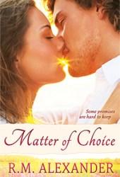 Matter of Choice (Dreams, #1)