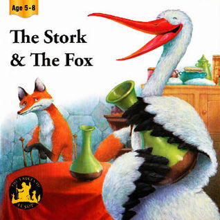The Stork and the Fox
