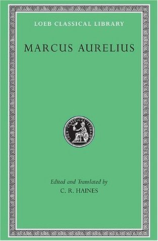 Marcus Aurelius (Meditations, Speeches, Sayings, Note of the Christians)