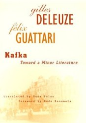Kafka: Toward a Minor Literature Pdf Book