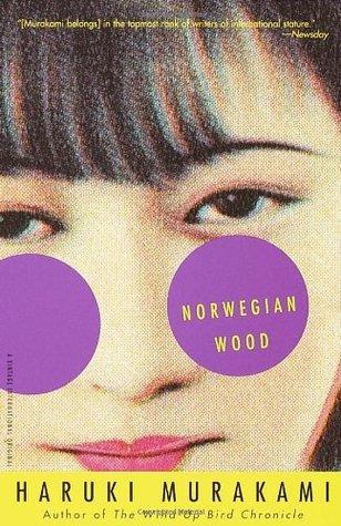 Image result for norwegian wood murakami