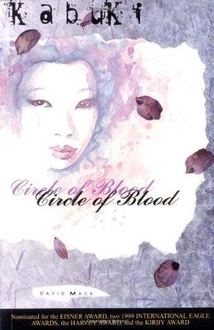 Kabuki, Vol. 1: Circle of Blood (Kabuki, #1)