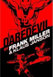 Daredevil by Frank Miller and Klaus Janson Omnibus Book by Frank Miller