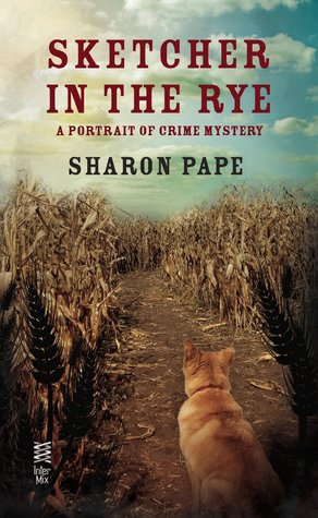 Sketcher in the Rye (Portrait of Crime Mystery, #4)
