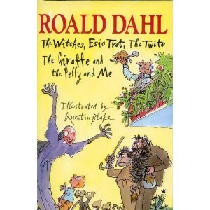 Roald Dahl Omnibus: The Witches / Esio Trot / The Twits / The Giraffe the Pelly and Me
