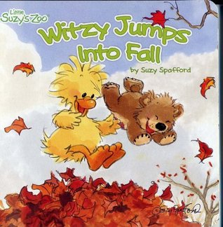 Witzy Jumps Into Fall Board Book