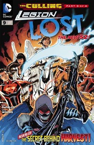 Legion Lost #9