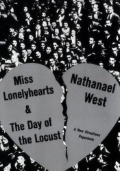 Miss Lonelyhearts / The Day of the Locust Pdf Book