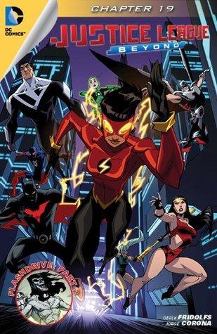 Justice League Beyond #19