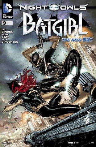 Batgirl #9 (The New 52 Batgirl, #9)