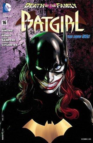 Batgirl #16 (The New 52 Batgirl, #16)