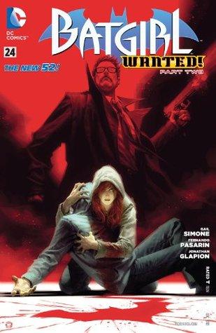 Batgirl #24(The New 52 Batgirl, #24)