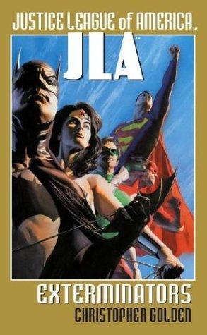 JLA:  Exterminators (Justice League of America, #6)