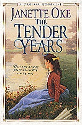 The Tender Years (A Prairie Legacy, #1)