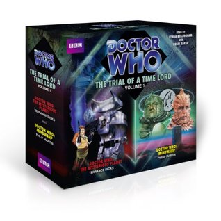 Doctor Who: The Trial Of A Time Lord Vol. 1