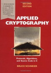 Applied Cryptography: Protocols, Algorithms, and Source Code in C Pdf Book