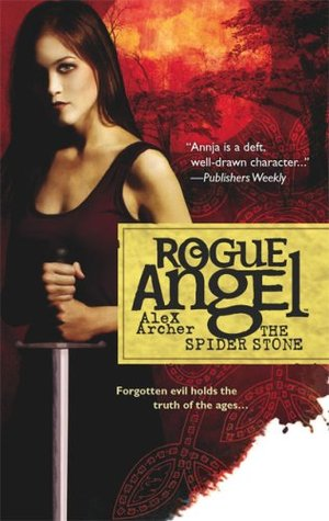 The Spider Stone (Rogue Angel, #3)