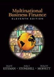 Multinational Business Finance Pdf Book