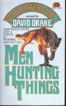 Men Hunting Things (Starhunters, Vol 1)