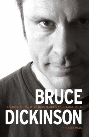 Bruce Dickinson: Flashing Metal with Maiden and Flying Solo