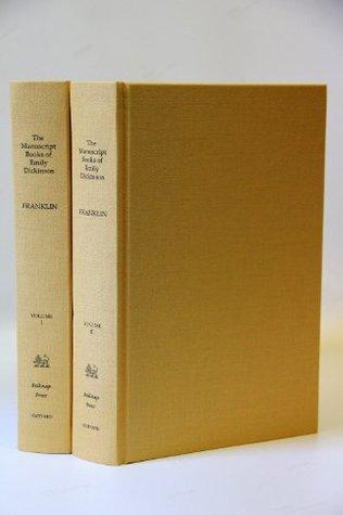 The Manuscript Books of Emily Dickinson (2 Volume Set)